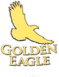 Trademark Golden Eagle Lukisan Elang Jumbomark