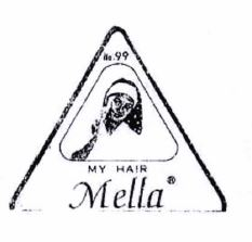 Indonesia Trademark MY HAIR MELLA + LOGO in class 26
